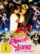 Cover-Bild zu Pia Zadora (Schausp.): Voyage of the Rock Aliens - Ltd. Cover B