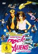 Cover-Bild zu Pia Zadora (Schausp.): Voyage of the Rock Aliens