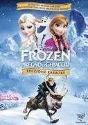 Cover-Bild zu Frozen - Il regno di ghiaccio - Edizione Karaoke von Buck, Chris (Reg.)