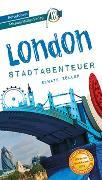 Cover-Bild zu London - Stadtabenteuer Reiseführer Michael Müller Verlag von Zöller, Renate