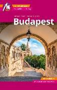 Cover-Bild zu Budapest MM-City Reiseführer Michael Müller Verlag von Reiter, Barbara
