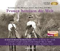 Cover-Bild zu Diverse: Frauen bereisen die Welt - Sonderausgabe (1 MP3-CD)