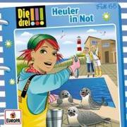 Cover-Bild zu Die drei !!! 065 / Heuler in Not