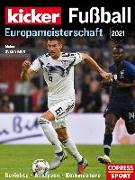 Cover-Bild zu Fußball-Europameisterschaft 2021 von Kicker (Hrsg.)