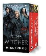 Cover-Bild zu Sapkowski, Andrzej: The Witcher Stories Boxed Set: The Last Wish, Sword of Destiny