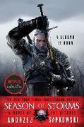 Cover-Bild zu Sapkowski, Andrzej: Season of Storms