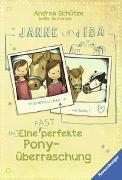 Cover-Bild zu Schütze, Andrea: Janne und Ida. Eine (fast) perfekte Ponyüberraschung