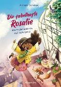 Cover-Bild zu Schütze, Andrea: Die fabelhafte Rosalie - Wünsche wohnen auf dem Dach