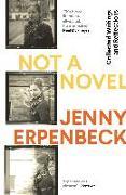 Cover-Bild zu Erpenbeck, Jenny: Not a Novel