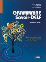 Cover-Bild zu Grammaire savoir-DELF. A1/B2 von Gauthier, Julien