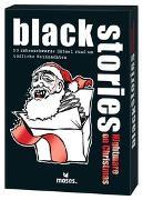 Cover-Bild zu black stories - Nightmare on Christmas von Harder, Corinna