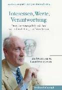 Cover-Bild zu Geppert, Dominik (Hrsg.): Interessen, Werte, Verantwortung