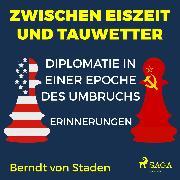 Cover-Bild zu Zwischen Eiszeit und Tauwetter - Diplomatie in einer Epoche des Umbruchs (Audio Download)