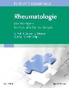 Cover-Bild zu ELSEVIER ESSENTIALS Rheumatologie von Pfeil, Alexander (Hrsg.)
