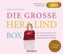 Cover-Bild zu Lind, Hera: Die große Hera Lind Box (Die Champagner-Diät, Der Überraschungsmann, Männer sind wie Schuhe)