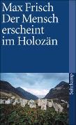 Cover-Bild zu Frisch, Max: Der Mensch erscheint im Holozän