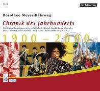 Cover-Bild zu Meyer-Kahrweg, Dorothee: Chronik des Jahrhunderts