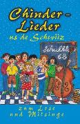 Cover-Bild zu Traditionelle, Lieder: Chinderlieder in Mundart
