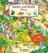 Cover-Bild zu Loewe Meine allerersten Bücher (Hrsg.): Suche und finde! - Dinos