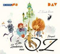 Cover-Bild zu Baum, Lyman Frank: Der Zauberer von Oz