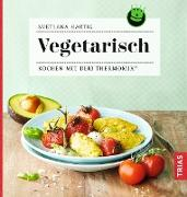 Cover-Bild zu Vegetarisch (eBook) von Hartig, Svetlana