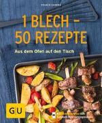 Cover-Bild zu 1 Blech - 50 Rezepte von Eggers, Volker