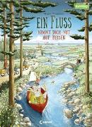 Cover-Bild zu Weightman, Magnus: Ein Fluss nimmt dich mit auf Reisen
