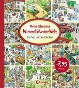 Cover-Bild zu Loewe Wimmelbücher (Hrsg.): Meine allererste WimmelWunderWelt