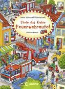 Cover-Bild zu Loewe Wimmelbücher (Hrsg.): Mein Wimmel-Wendebuch - Finde das kleine Feuerwehrauto! / Finde die Piratenflagge!
