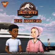 Cover-Bild zu Giersch, Marcus: Folge 12: Eigene Wege / Flucht von Isla Nublar (Das Original-Hörspiel zur TV-Serie) (Audio Download)