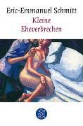 Cover-Bild zu Schmitt, Eric-Emmanuel: Kleine Eheverbrechen
