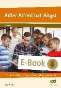 Cover-Bild zu Adler Alfred hat Angst (eBook) von Büscher, Katja