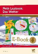 Cover-Bild zu Mein Lapbook: Das Wetter (eBook) von Mönning, Petra
