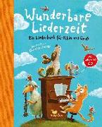 Cover-Bild zu Jakobs, Günther (Illustr.): Wunderbare Liederzeit