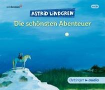 Cover-Bild zu Die schönsten Abenteuer von Lindgren, Astrid
