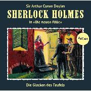 Cover-Bild zu Sherlock Holmes, Die neuen Fälle, Fall 44: Die Glocken des Teufels (Audio Download) von Niemann, Eric