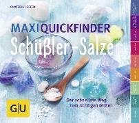 Cover-Bild zu Maxi-Quickfinder Schüßler-Salze von Heepen, Günther H.