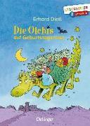 Cover-Bild zu Dietl, Erhard: Die Olchis auf Geburtstagsreise