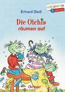 Cover-Bild zu Dietl, Erhard: Die Olchis räumen auf