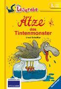 Cover-Bild zu Scheffler, Ursel: Ätze. das Tintenmonster - Leserabe 3. Klasse - Erstlesebuch für Kinder ab 8 Jahren