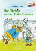 Cover-Bild zu Dietl, Erhard: Die Olchis werden Fußballmeister