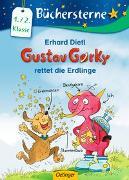 Cover-Bild zu Dietl, Erhard: Gustav Gorky rettet die Erdlinge