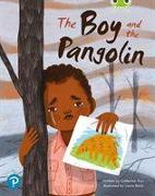 Cover-Bild zu Barr, Catherine: Bug Club Shared Reading: The Boy and the Pangolin