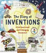 Cover-Bild zu Barr, Catherine: The Story of Inventions: A First Book about World-Changing Discoveries
