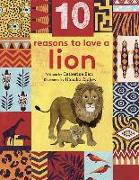 Cover-Bild zu Barr, Catherine: 10 Reasons to Love ... a Lion