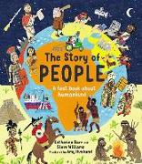 Cover-Bild zu Barr, Catherine: The Story of People: A First Book about Humankind