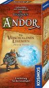 """Cover-Bild zu Kälber, Andreas: Die Legenden von Andor - Die verschollenen Legenden """"Düstere Zeiten"""""""
