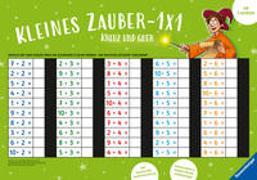Cover-Bild zu Menzel, Michael (Illustr.): Zaubertafel: Kleines Zauber-1x1: Kreuz und quer