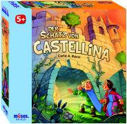 Cover-Bild zu Rossi, Carlo A.: Der Schatz von Castellina