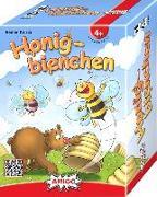 Cover-Bild zu Knizia, Reiner: Honigbienchen